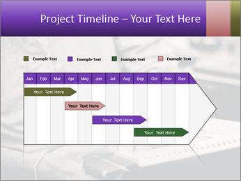 Male artist PowerPoint Template - Slide 25