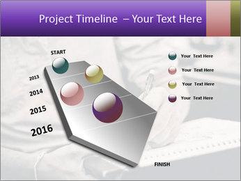 Male artist PowerPoint Template - Slide 26