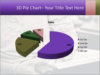 Male artist PowerPoint Template - Slide 35