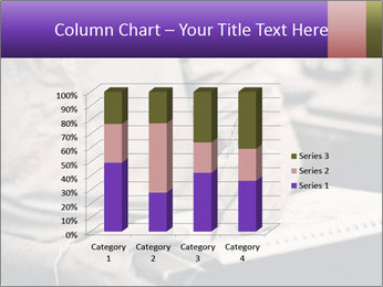 Male artist PowerPoint Template - Slide 50