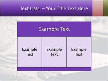 Male artist PowerPoint Template - Slide 59