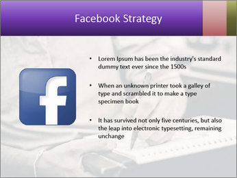 Male artist PowerPoint Template - Slide 6