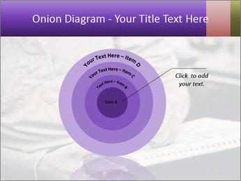 Male artist PowerPoint Template - Slide 61