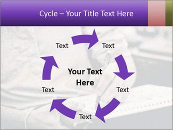 Male artist PowerPoint Template - Slide 62