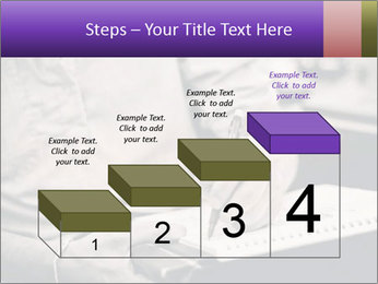 Male artist PowerPoint Template - Slide 64