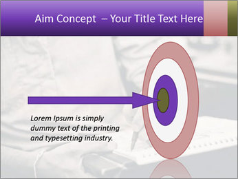 Male artist PowerPoint Template - Slide 83
