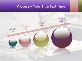Male artist PowerPoint Template - Slide 87