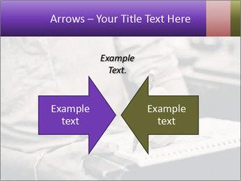 Male artist PowerPoint Template - Slide 90