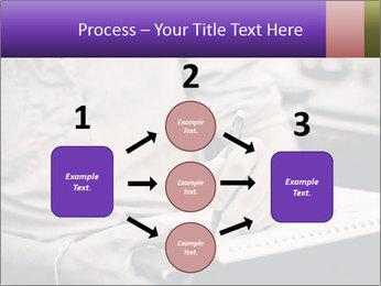 Male artist PowerPoint Template - Slide 92
