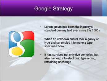 Using a laptop PowerPoint Template - Slide 10