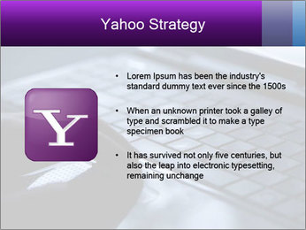 Using a laptop PowerPoint Template - Slide 11