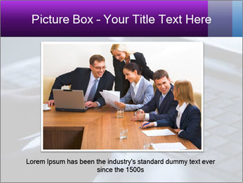 Using a laptop PowerPoint Template - Slide 15