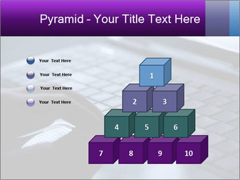 Using a laptop PowerPoint Template - Slide 31