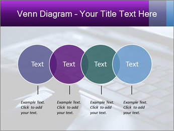 Using a laptop PowerPoint Template - Slide 32