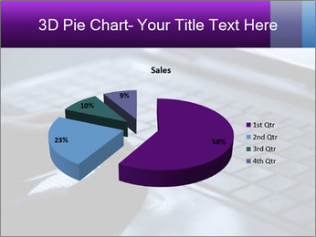 Using a laptop PowerPoint Template - Slide 35