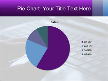 Using a laptop PowerPoint Template - Slide 36