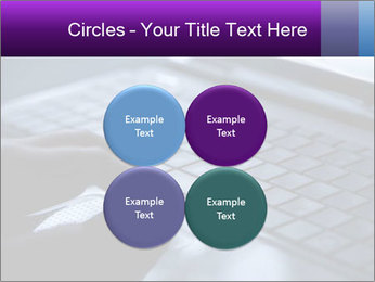Using a laptop PowerPoint Template - Slide 38