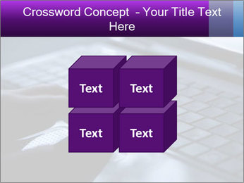 Using a laptop PowerPoint Template - Slide 39