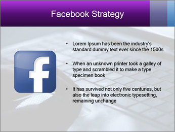 Using a laptop PowerPoint Template - Slide 6