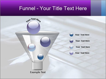 Using a laptop PowerPoint Template - Slide 63