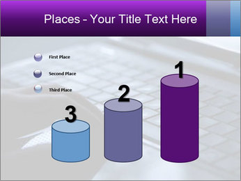 Using a laptop PowerPoint Template - Slide 65