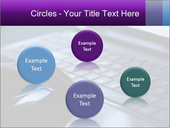 Using a laptop PowerPoint Template - Slide 77