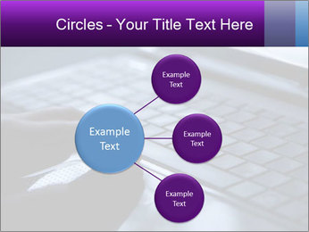 Using a laptop PowerPoint Template - Slide 79
