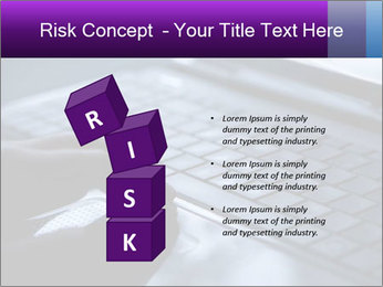 Using a laptop PowerPoint Template - Slide 81
