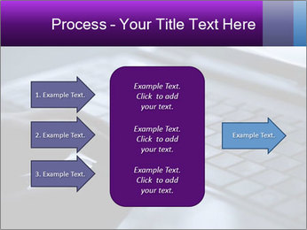 Using a laptop PowerPoint Template - Slide 85
