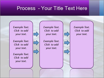 Using a laptop PowerPoint Template - Slide 86