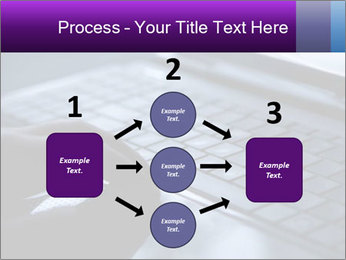 Using a laptop PowerPoint Template - Slide 92