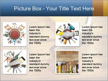 Hammer nails PowerPoint Template - Slide 14
