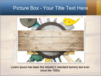 Hammer nails PowerPoint Template - Slide 15