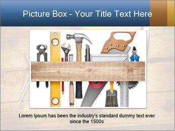 Hammer nails PowerPoint Templates - Slide 16