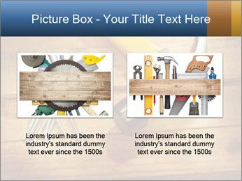 Hammer nails PowerPoint Template - Slide 18