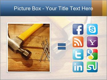 Hammer nails PowerPoint Templates - Slide 21