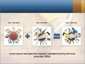 Hammer nails PowerPoint Templates - Slide 22