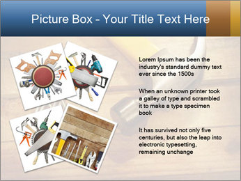 Hammer nails PowerPoint Template - Slide 23