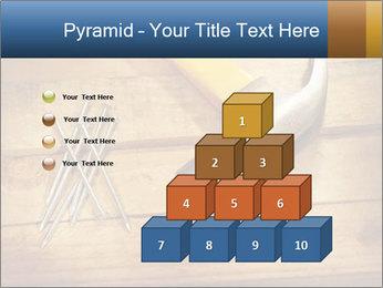 Hammer nails PowerPoint Templates - Slide 31