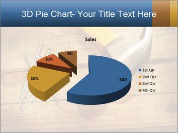 Hammer nails PowerPoint Templates - Slide 35