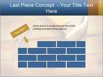 Hammer nails PowerPoint Template - Slide 46