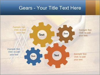 Hammer nails PowerPoint Templates - Slide 47