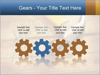 Hammer nails PowerPoint Templates - Slide 48