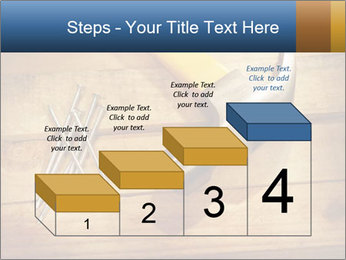 Hammer nails PowerPoint Template - Slide 64
