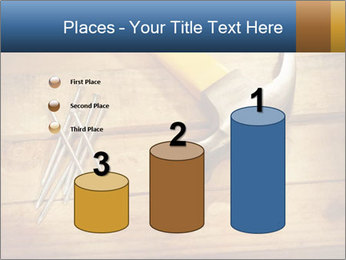 Hammer nails PowerPoint Templates - Slide 65