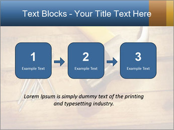Hammer nails PowerPoint Template - Slide 71