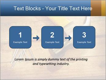 Hammer nails PowerPoint Templates - Slide 71
