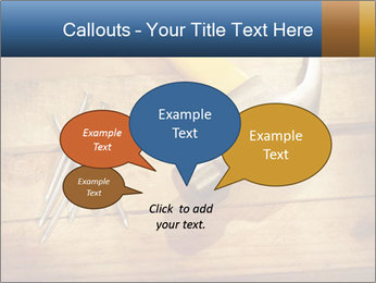 Hammer nails PowerPoint Templates - Slide 73