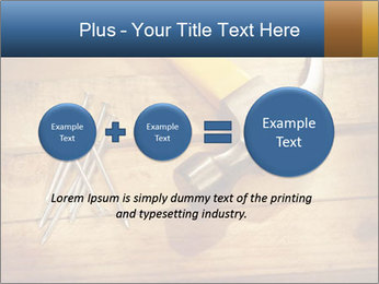 Hammer nails PowerPoint Template - Slide 75