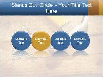 Hammer nails PowerPoint Templates - Slide 76